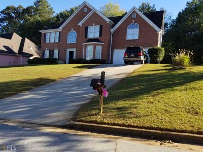 Ellenwood Single Family Home For Sale: 3949 Sweetwater