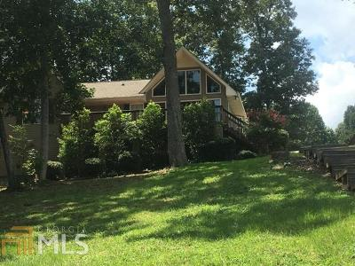 Butts County Single Family Home For Sale: 120 Rocky Point Rd