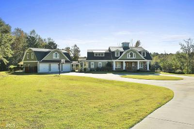 Williamson Single Family Home For Sale: 935 Ward Rd