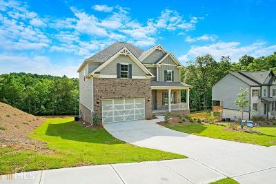 Cumming, Gainesville, Buford, Flowery Branch, Braselton, Hoschton, Winder, Bethlehem, Auburn, Monroe, Loganville, Social Circle, Snellville, Lawrenceville, Lilburn, Duluth Single Family Home For Sale: 3462 Dockside Shores Dr #70
