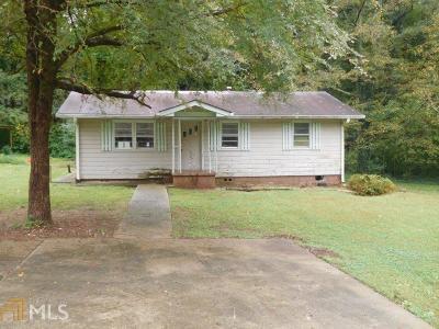 Cobb County Single Family Home For Sale: 795 Britt Rd