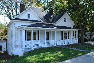 Buford Single Family Home For Sale: 336 West Main St