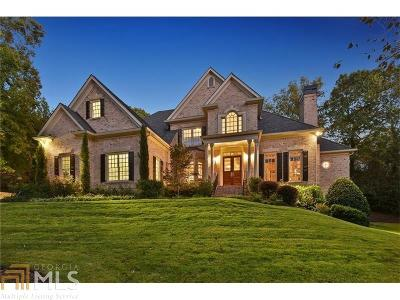 Buckhead Single Family Home For Sale: 2987 Margaret Mitchell