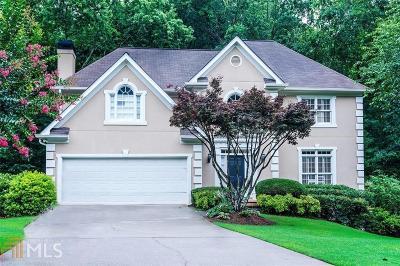 Alpharetta Single Family Home For Sale: 390 Rosalie Ct