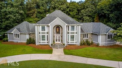 Peachtree City Single Family Home For Sale: 111 Southern Trce