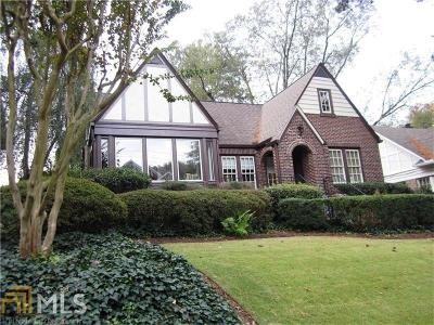 Morningside Single Family Home For Sale: 675 Cumberland Rd