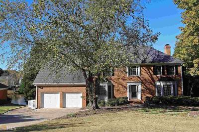 Roswell Single Family Home For Sale: 1070 Saddle Lake Ct