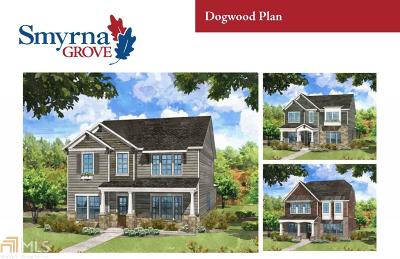 Smyrna Single Family Home For Sale: 182 Still Pine Bnd #137