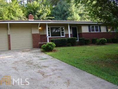 Roswell Rental For Rent: 231 Thomas Cir