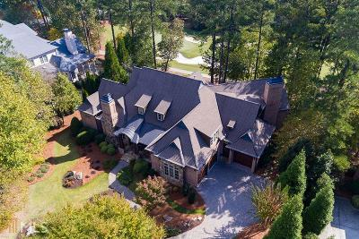 Suwanee Single Family Home For Sale: 808 Middle Fork Trl