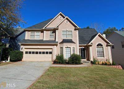 Lawrenceville Single Family Home For Sale: 1409 Stampmill Way