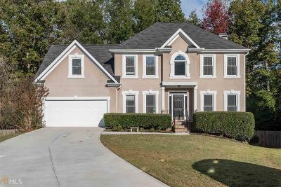 Suwanee Single Family Home For Sale: 3630 Morning Mist Ct