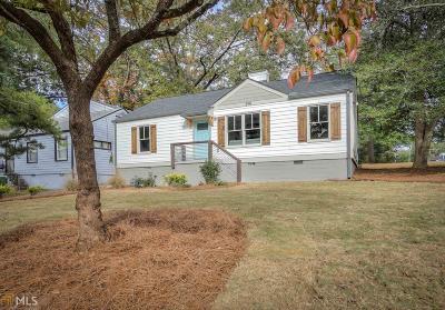 Dekalb County Single Family Home For Sale: 398 Hooper St