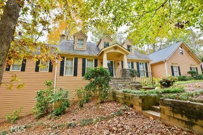 Hiram Single Family Home For Sale: 115 Shipp Cir