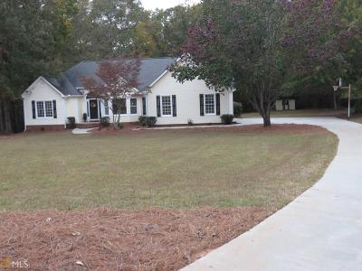 Butts County Single Family Home For Sale: 166 Buttrill Ct
