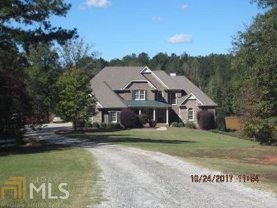 Madison Single Family Home For Sale: 3201 Indian Creek Rd