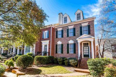 Vinings Condo/Townhouse For Sale: 4632 Ivygate Cir