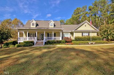 Coweta County Single Family Home For Sale: 720 McIntosh Trl
