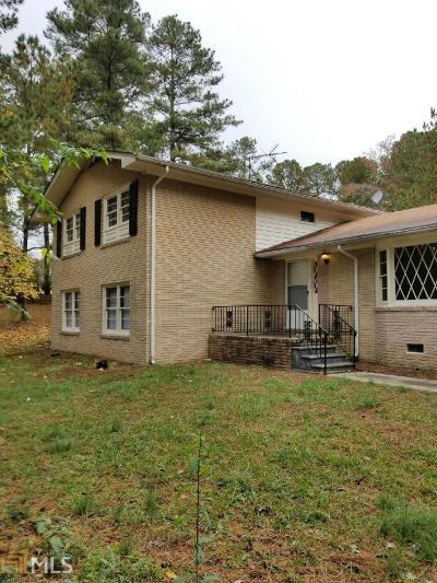 Douglasville Rental For Rent: 2284 Fairburn Rd