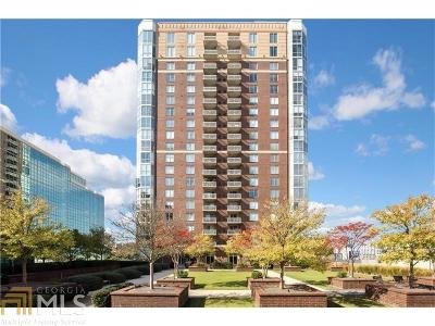 Atlanta Condo/Townhouse For Sale: 285 Centennial Olympic Park Dr #1205