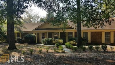 Statesboro Single Family Home For Sale: 119 Oakcrest Dr