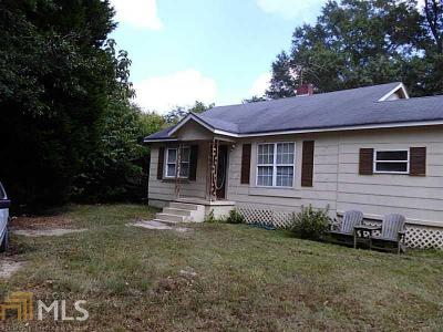 Fayette County Single Family Home For Sale: 1349 Highway 92 N