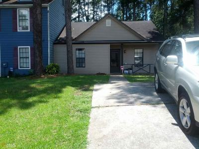 Clayton County Condo/Townhouse New: 8263 Canyon Forge Dr
