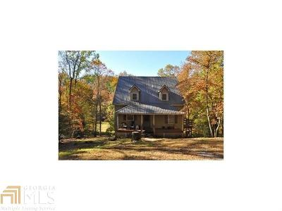Cleveland Single Family Home For Sale: 663 Mill Creek Trl