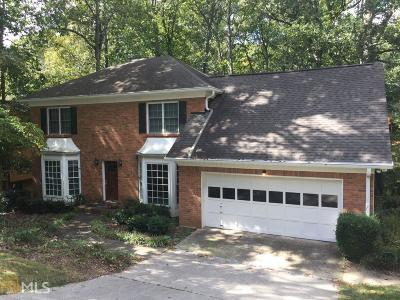 Roswell Rental For Rent: 325 Ridge Ct