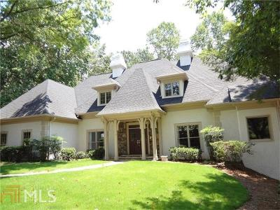 Roswell Single Family Home For Sale: 2185 River Cliff Dr