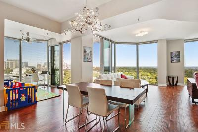 Gallery Condo/Townhouse New: 2795 Peachtree Rd #1509