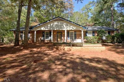 Fayetteville Single Family Home New: 140 Brookside Trce