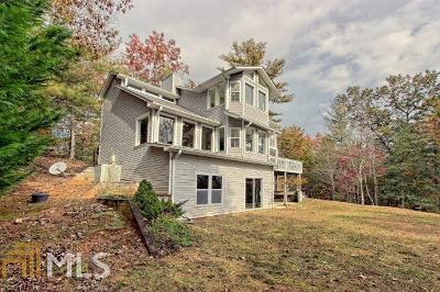 Rabun County Single Family Home For Sale: 345 Rabun Bluffs Dr