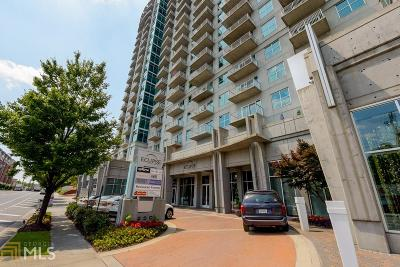 Eclipse Condo/Townhouse For Sale: 250 Pharr Rd #706