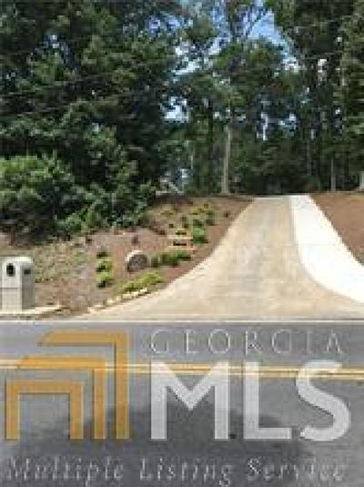 Roswell Residential Lots & Land For Sale: 11275 Houze Rd
