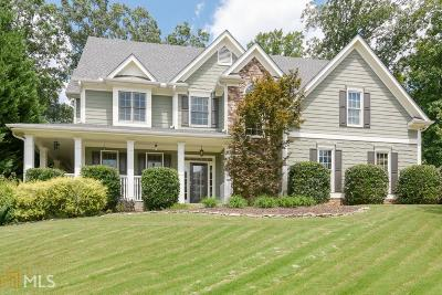 Kennesaw Single Family Home For Sale: 4966 Shallow Creek Trl