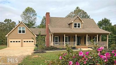 Pickens County Single Family Home For Sale: 143 Martin Farm Rd