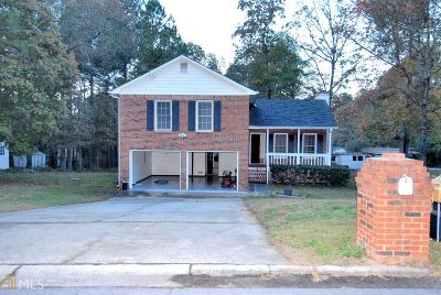 Lawrenceville Single Family Home New: 146 Eric Run Ct