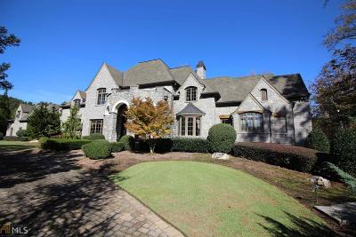 Duluth, Suwanee Single Family Home For Sale: 4725 Whitestone Way