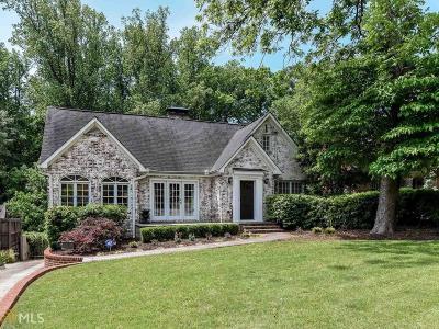 Morningside Single Family Home New: 933 E Rock Springs