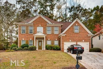 Stone Mountain Single Family Home For Sale: 7219 Sweetwater Vly