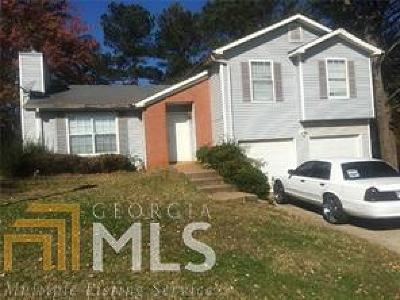 Henry County Single Family Home Under Contract: 379 Autumn Lake Dr