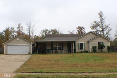 Covington Single Family Home For Sale: 75 Hunters Trce