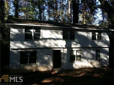 Dekalb County Single Family Home For Sale: 3408 Phillips Cir