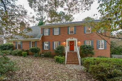 Lilburn Single Family Home For Sale: 1287 Plymouth Dr