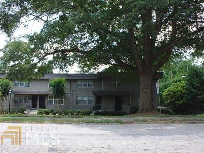 Fulton County Condo/Townhouse For Sale: 4060 Haverhill Dr #F