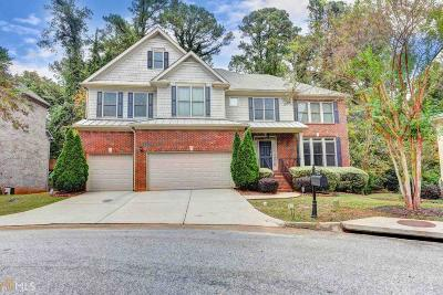 Tucker Single Family Home For Sale: 3763 Sutton Place Ct