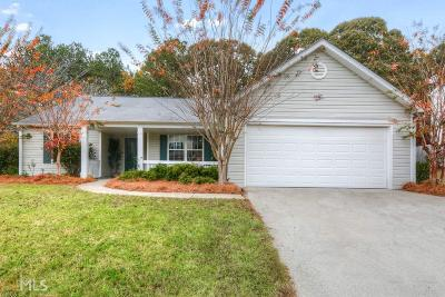 Dacula Single Family Home For Sale: 2732 Wilding Green Ln