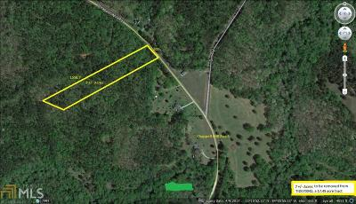 Residential Lots & Land For Sale: Chappell Mill Rd