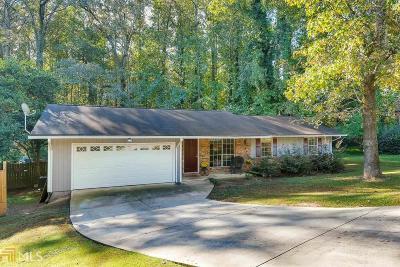 Lilburn Single Family Home For Sale: 1092 Rabun Dr #10